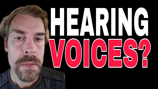 how to stop hearing voices